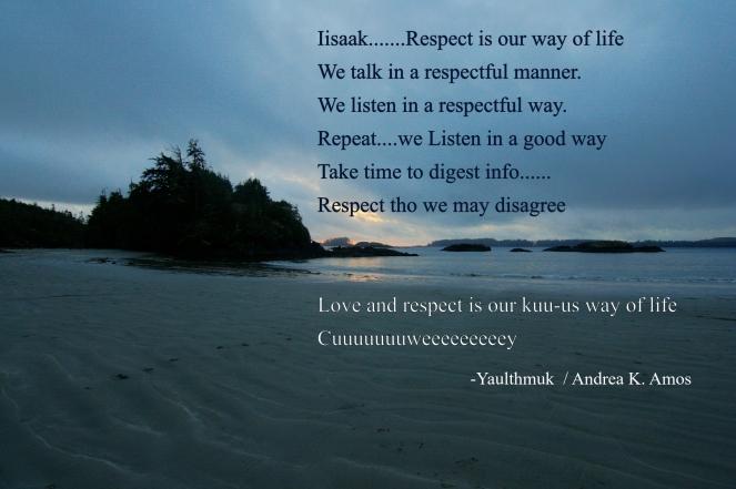 Iisaak - Respect