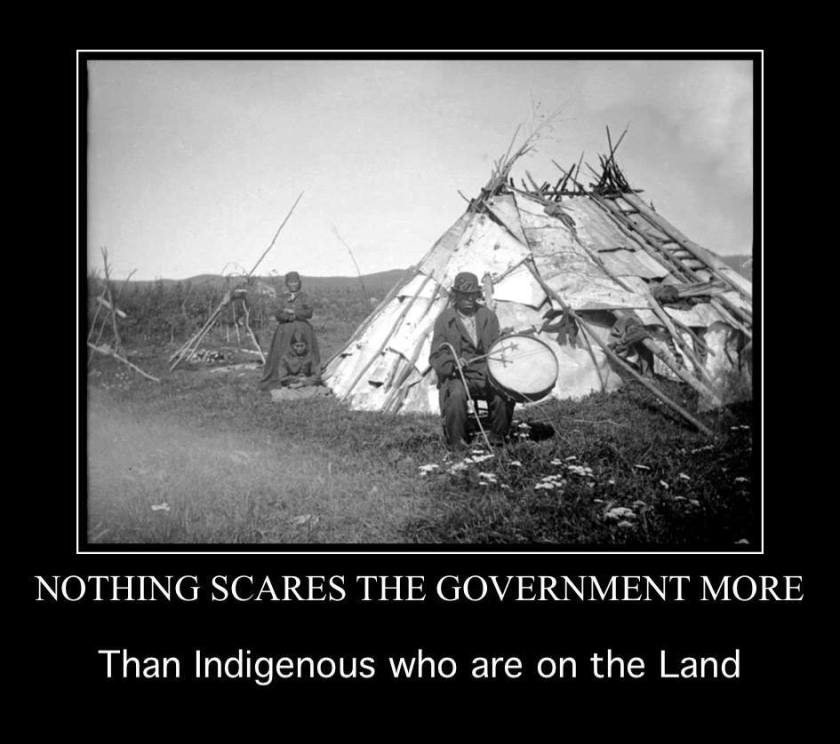 Nothing Scares The Government