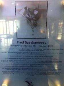 Fred Saskamoose 1