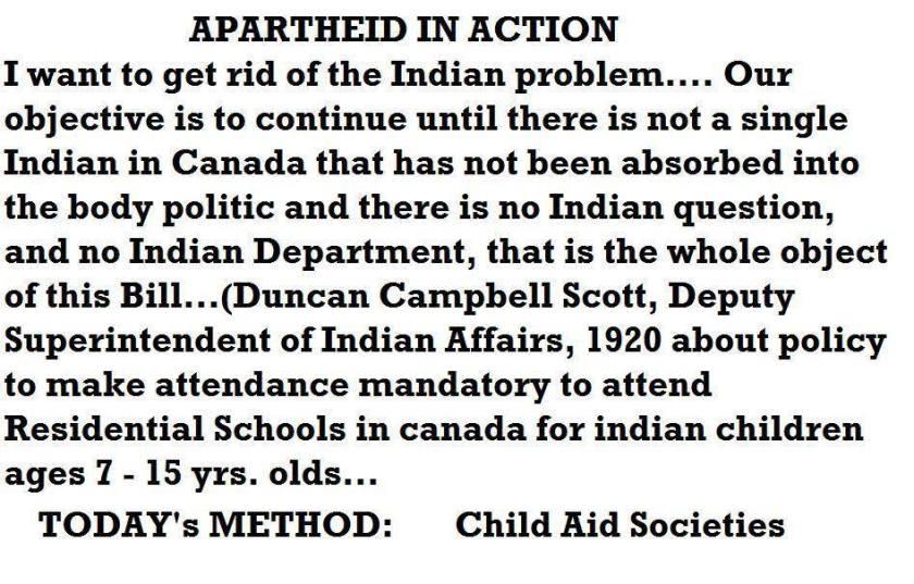 Apartheid in Action