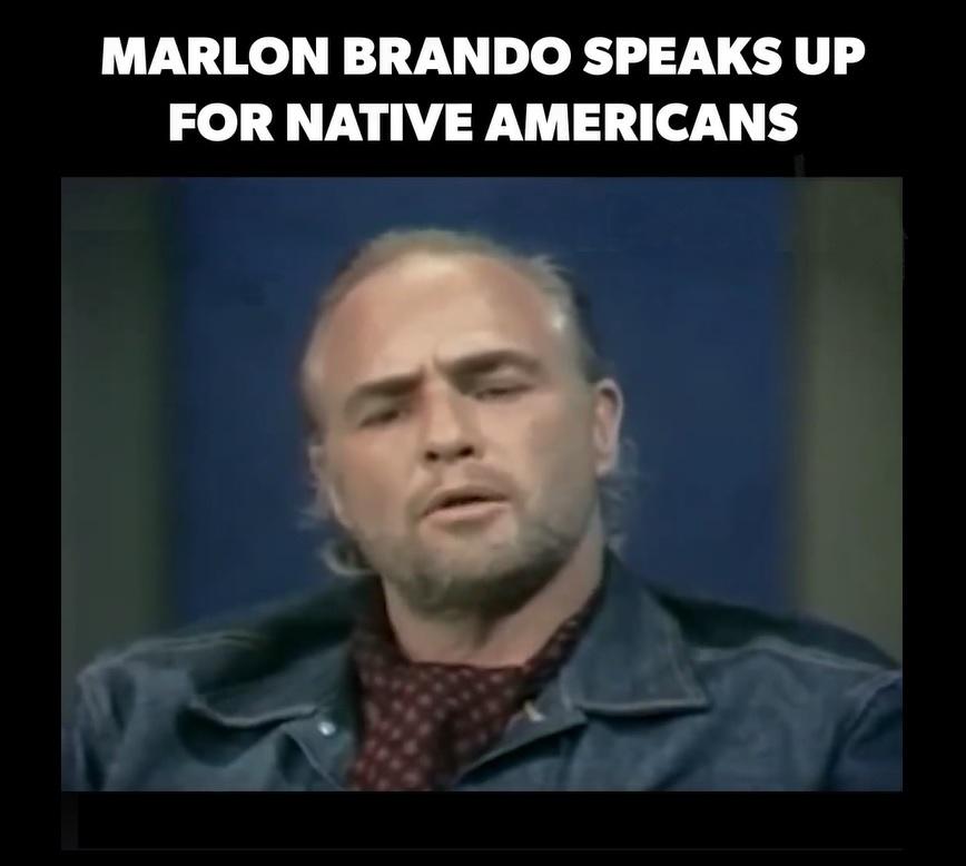 Brando Speaks