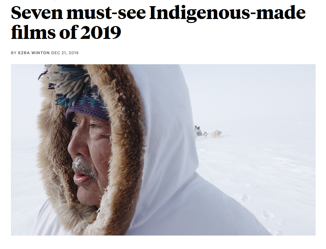 Seven must-see Indigenous-mad films of 2019